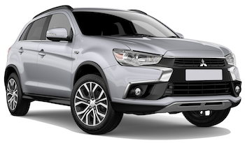 Car Hire QUEENSTOWN  Mitsubishi ASX