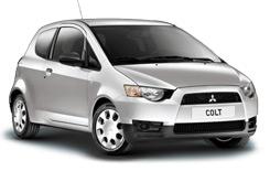 Location de voitures ALVERCA RIBATEJO  Mitsubishi Colt