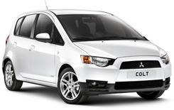 Autoverhuur BEJA  Mitsubishi Colt