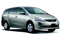 Alquiler SINGAPORE  Mitsubishi Grandis