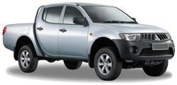 Alquiler TEMUCO  Mitsubishi Katana