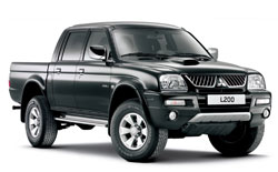 Mitsubishi L200 pick-up