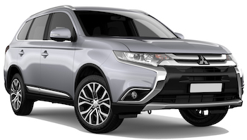 Car Hire ALICE SPRINGS  Mitsubishi Outlander