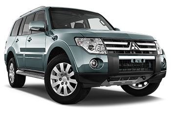 Location de voitures MOREE  Mitsubishi Pajero