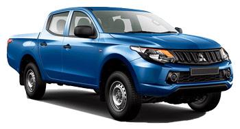 Alquiler SAN MIGUEL  Mitsubishi Sportero