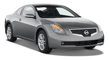 Nissan Altima 2dr