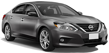 Car Hire KUSHIRO  Nissan Altima