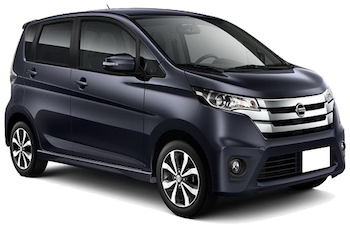 Car Hire SAKU  Nissan Dayz