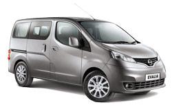 Nissan Evalia 7 pax