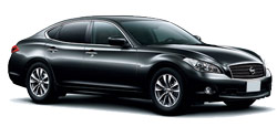 Car Hire HAMURA  Nissan Fuga