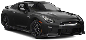 Car Hire MADRID  Nissan GTR