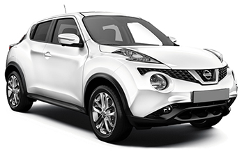 Car Hire ZEIST  Nissan Juke