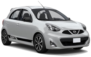 Car Hire ORANJESTAD  Nissan March