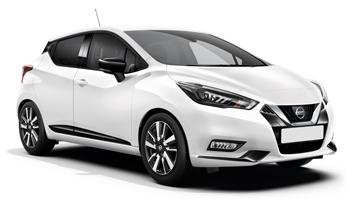 Nissan Micra 4 dr