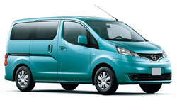arenda avto TROIS ILETS  Nissan NV