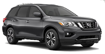 Car Hire KEFLAVIK  Nissan Pathfinder
