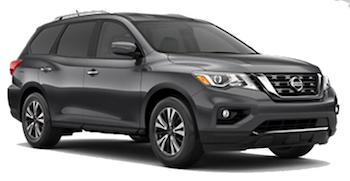 Nissan Pathfinder 7 pax