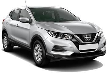 Nissan Qashqai (Not 4x4)