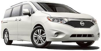Location de voitures SAIPAN  Nissan Quest