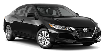 Car Hire CHICAGO  Nissan Sentra