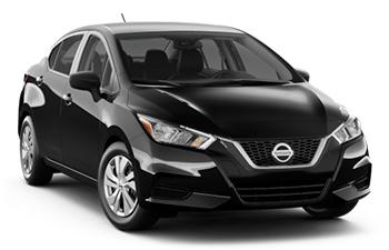 Nissan Versa 4dr