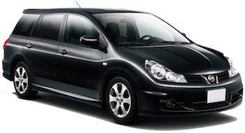 Car Hire KITAKYSYU  Nissan Wingroad