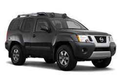 arenda avto GUAM  Nissan Xterra