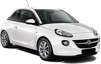 Location de voitures MESSINA  Opel Adam