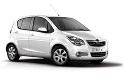Alquiler VIENNA  Opel Agila