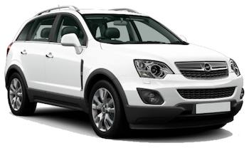 Location de voitures VIENNA  Opel Antara
