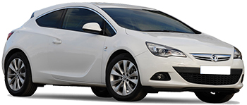 Car Hire NEWCASTLE  Opel Astra
