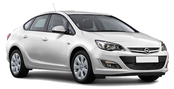 Car Hire HAMBURG  Opel Astra