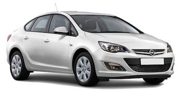 Opel Astra 4 door