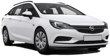 Opel Astra Estate Diesel