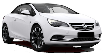 Location de voitures MESSINA  Opel Cascada