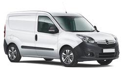 Alquiler NANTES  Opel Combo Cargo Van