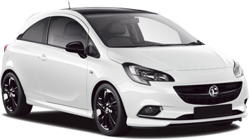 Car Hire BERLIN  Opel Corsa