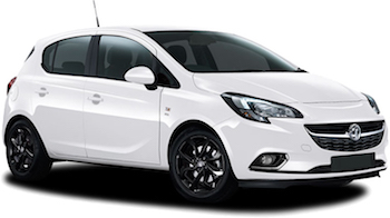 Car Hire MADRID  Opel Corsa