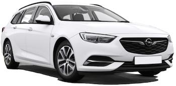 Opel Insignia Estate 4x4