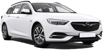 Car Hire ARNHEM  Opel Insignia wagon
