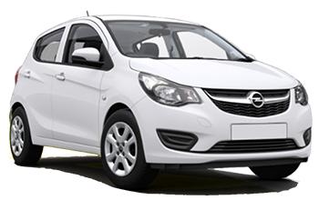 Mietwagen LUBIN  Opel Karl