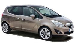 Car Hire  Opel Meriva