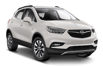Car Hire METZ  OpelMokka