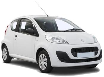 Peugeot 107 4dr