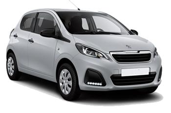 Peugeot 108 4dr