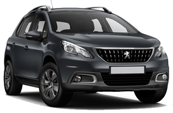 Peugeot 2008 2dr
