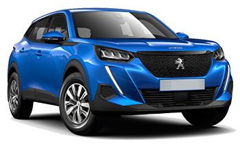 Location de voitures BRIGHTON  Peugeot 2008