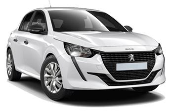 Peugeot 208 4dr
