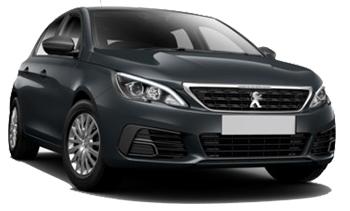 Peugeot 308 + GPS