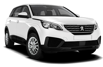Car Hire ZEIST  Peugeot 5008